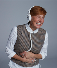 Barbara Ward Thall of Audible